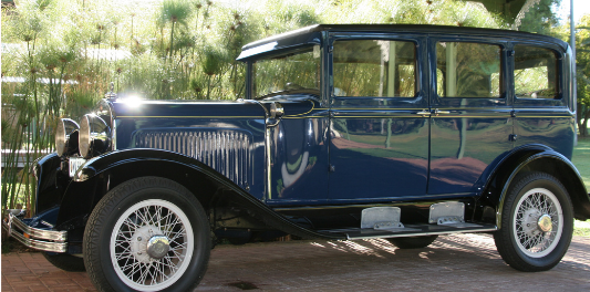 Life in the 1930s - Automobile