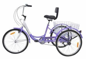 H&ZT Single Speed Adult Tricycle
