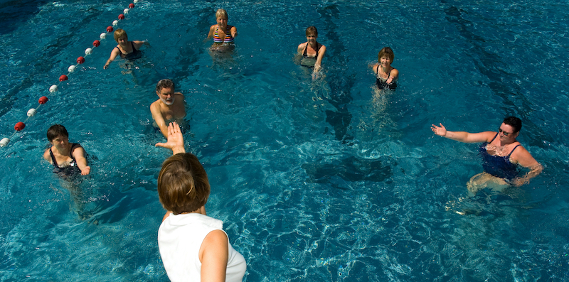 About Arthritis and Rheumatism-Senior's Doing Water Fitness