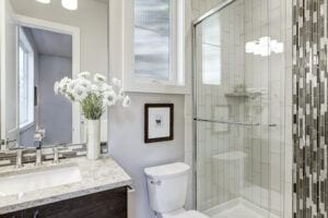 In Home Safety for the Elderly-Walk-In-Shower