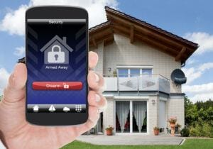 In Home Safety for the Elderly Home Security