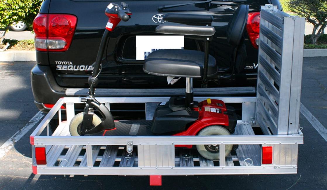 3 Best Mobility Scooter Transport Racks for 2021 - Maxxhaul