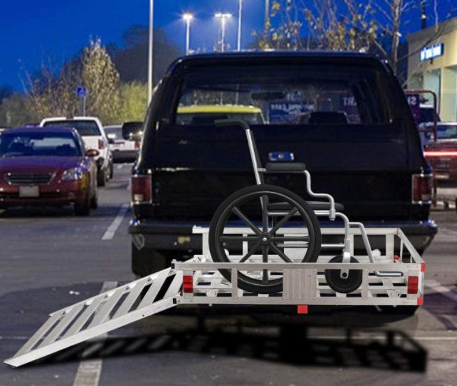 3 Best Mobility Scooter Transport Racks for 2021 - Goplus