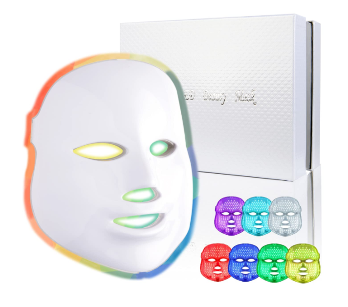 5 Best LED Light Therapy Devices - Photon