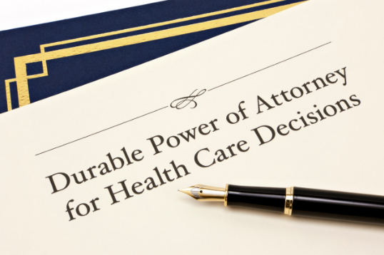 5 Legal Documents Everyone Should Have - Do You_Durable Power of Attorney For Health Care Directive
