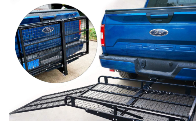 3 Best Mobility Scooter Transport Racks - AA Products Cargo Carrie