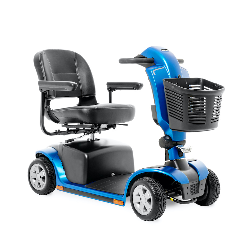Electric Scooters for Seniors Buyers Guide - Electric Scooters for Seniors - 4-Wheel Scooter
