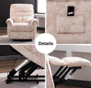 5 Best Power Lift Recliner Chairs Buyng Guide - Bonzy - Features