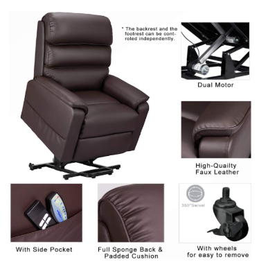 Esright Power Lift Recliner