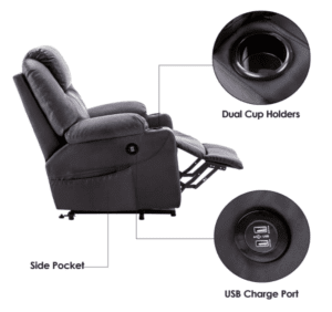5 Best Power Lift Recliner Chairs -  - Mcombo - Features