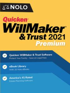 Quicken WillMaker & Trust 2021 Premium