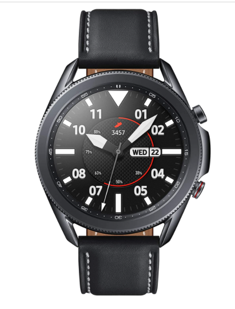 Samsung Galaxy 3 vs Apple Series 6 Smartwatch With Fall Detection - Samsung Watch Galaxy 3