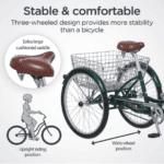 Schwinn Meridian Tricycle Review
