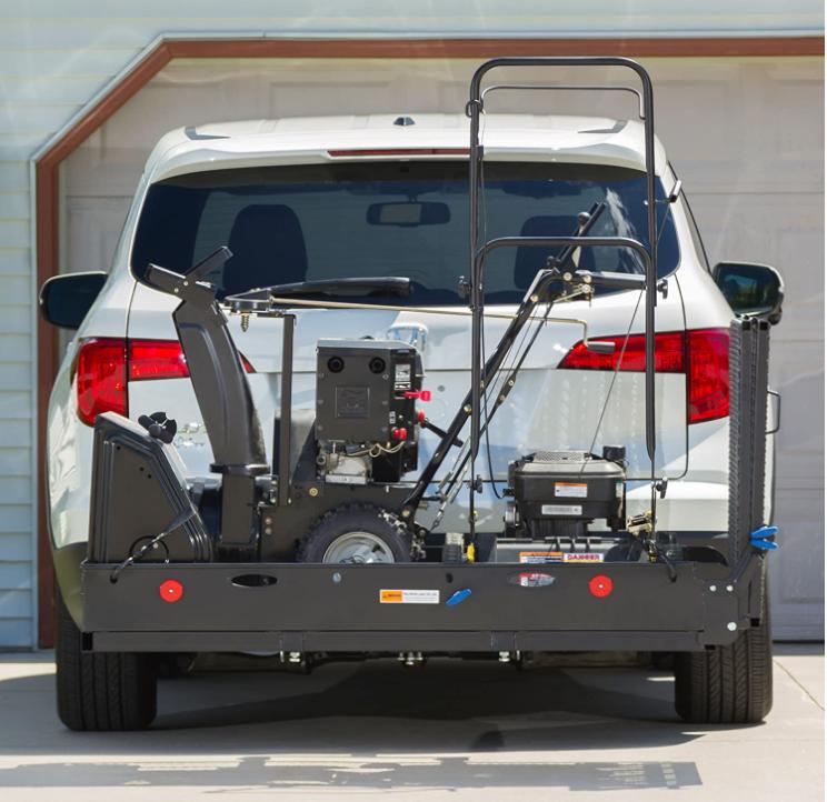 3 Best Mobility Scooter Transport Racks (2021 Comparison) - Apex