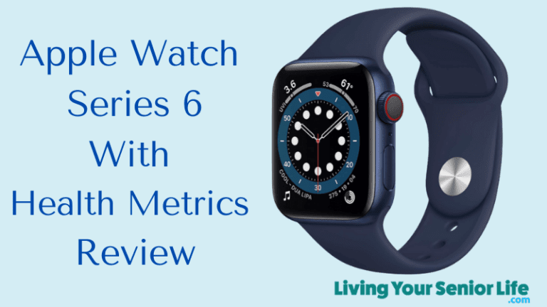 Watch Series 6 With Health Metrics Review