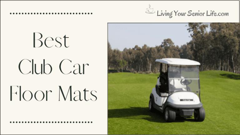 Best Club Car Floor Mats