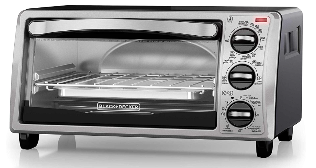 5 Top Rate Toaster Ovens - Black+Decker