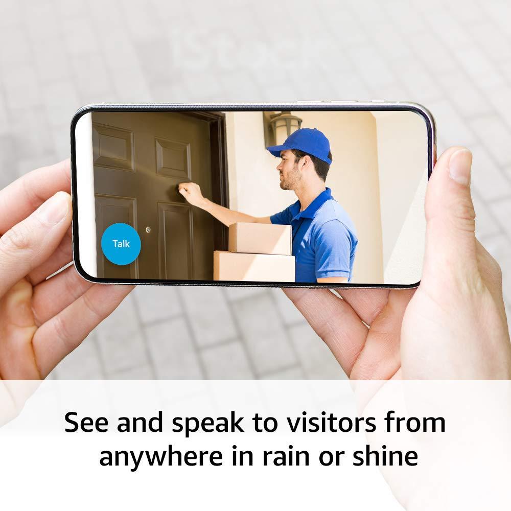 Blink 3rd Generation Security Camera Review - Alexa