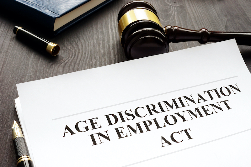 Age and Discrimination - Age Discrimination in Employment Act