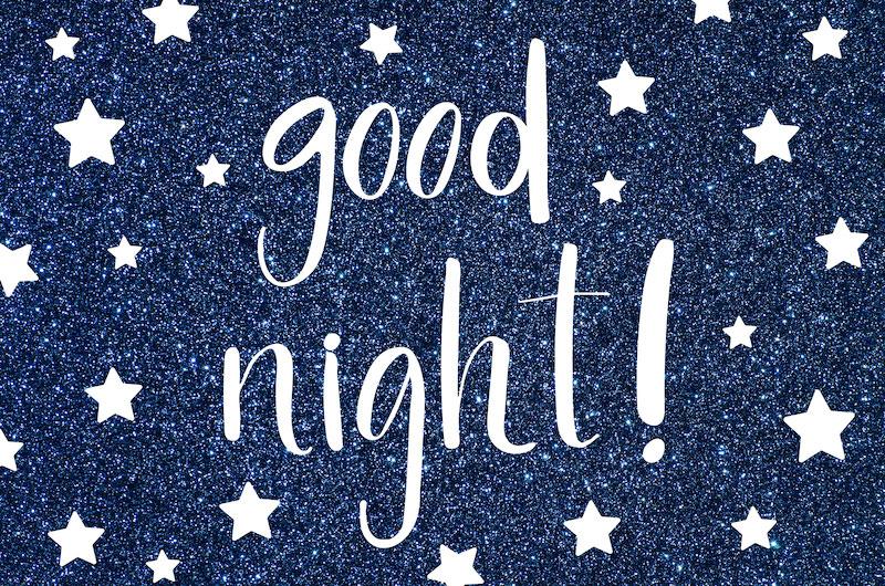Seniors and Sleep Disturbance - 1 Sheep 2 Sheep - Good Night
