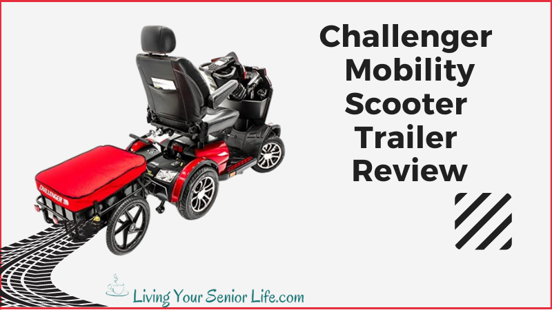 Challenger Mobility Scooter Trailer Review