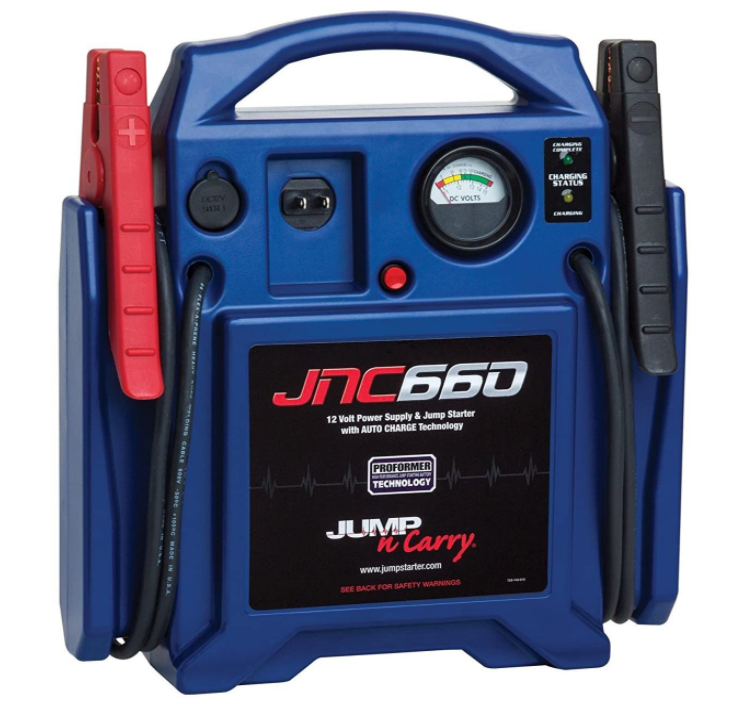 5 Best Portable Car Battery Jump Starters - Clore