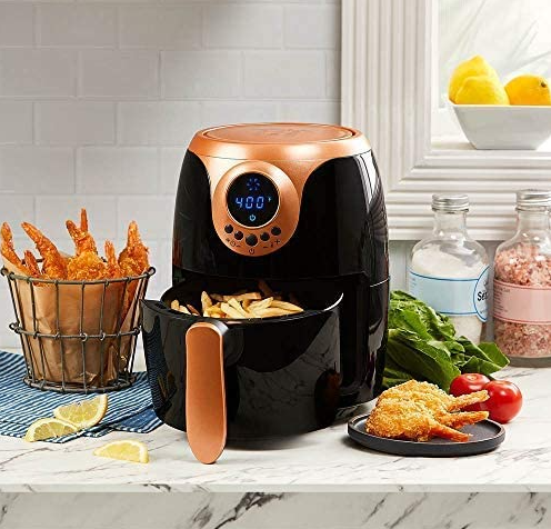5 Best Small Air Fryers 2021 - Copper Chef