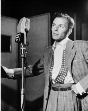 Life in the 1930s - Crooner