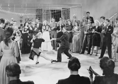 Life in the 1930s - Dance