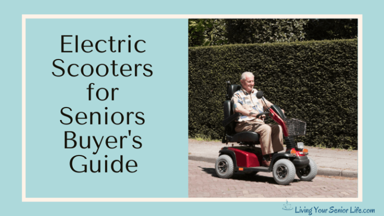 Electric Scooters for Seniors Buyers Guide
