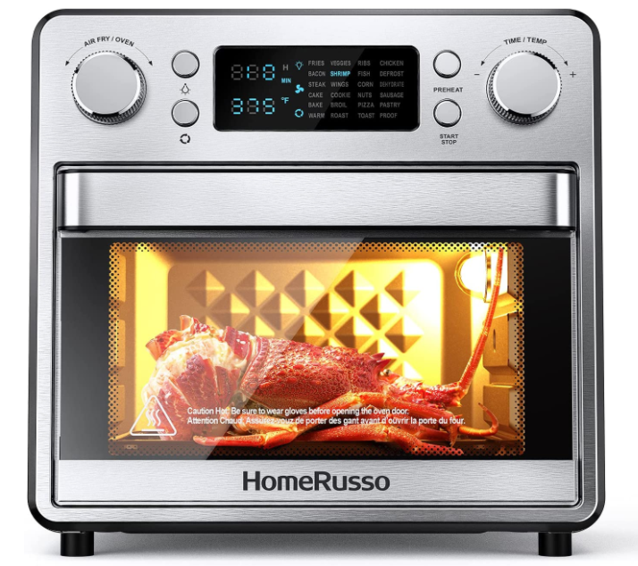 5 Top Rate Toaster Ovens - HomeRusso