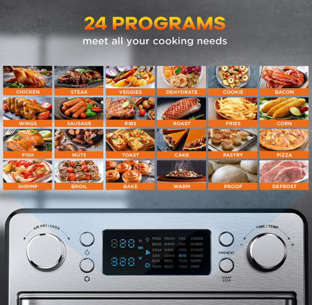 5 Top Rate Toaster Ovens-HomeRusso - Features