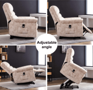 5 Best Power Lift Recliner Chairs Buyng Guide- Bonzy - Angles
