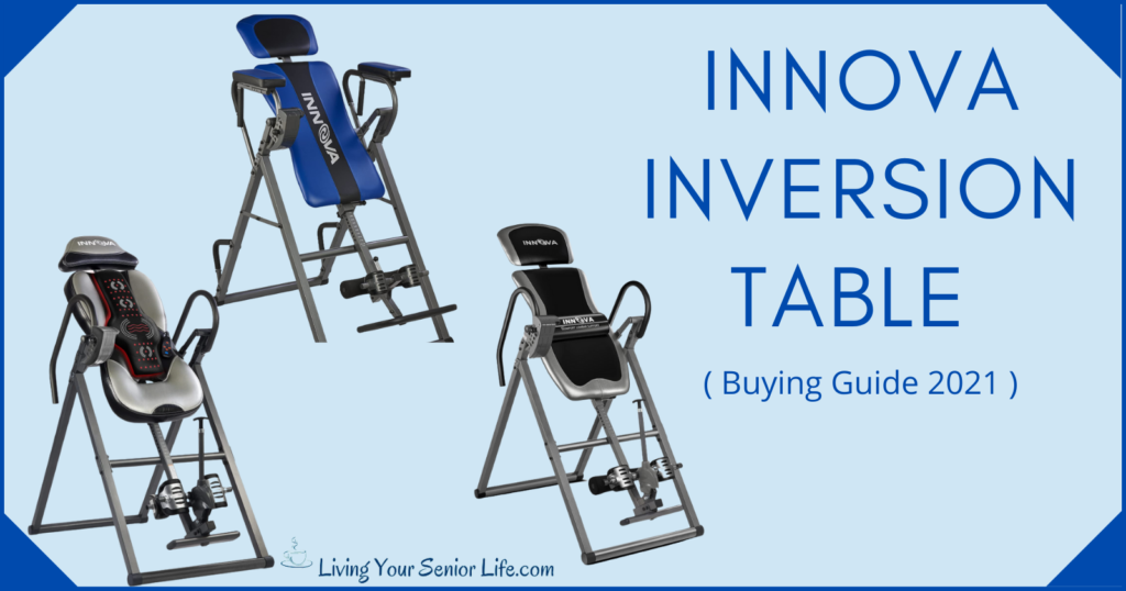 Innova Inversion Table (Buying Guide 2021)