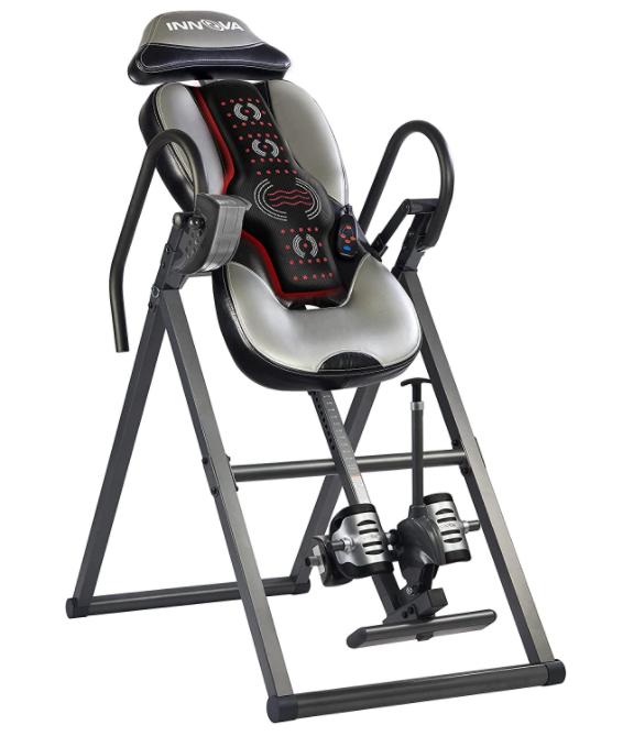 Innova Inversion Table - Heat and Massage