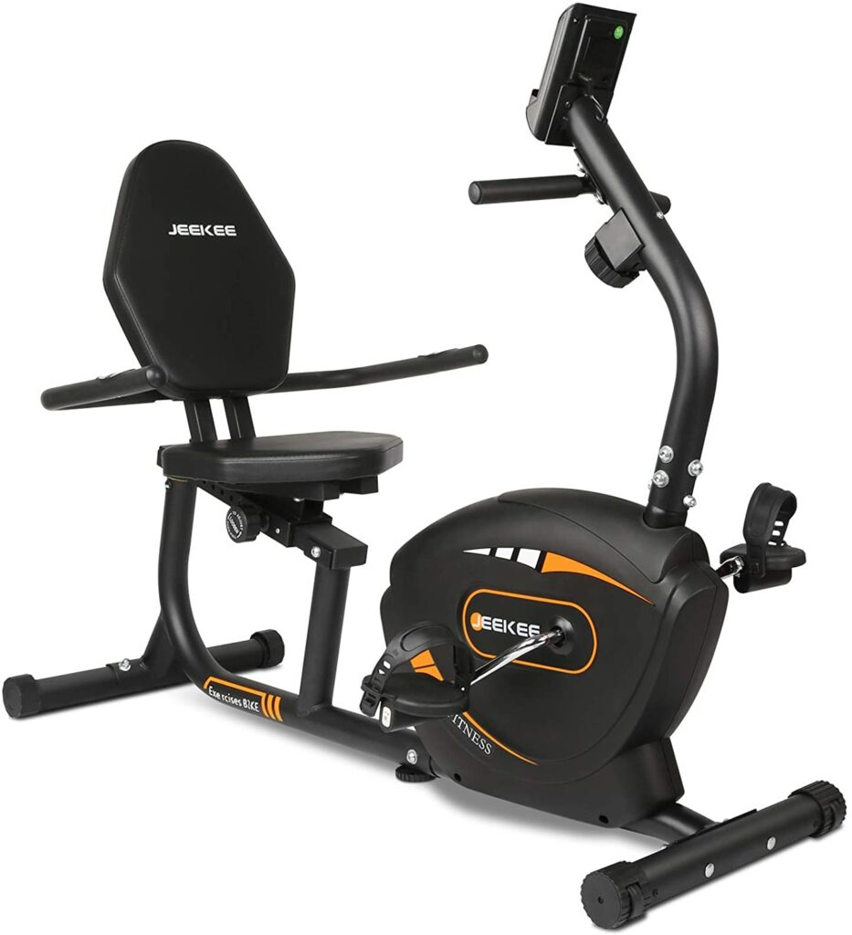 Best Recumbent Bikes For Seniors (2021 Reviews and Comparison Guide) - Jeekee