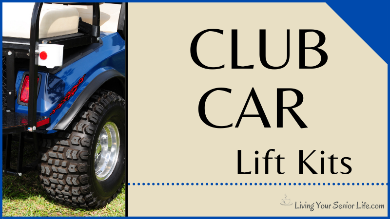 Club Car Lift Kit (Best of 2021)