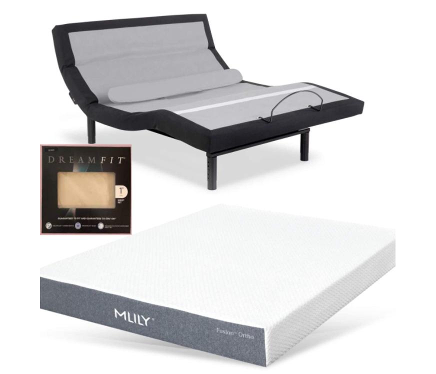 5 Best Adjustable Beds for Seniors - Leggett & Platt Prodigy