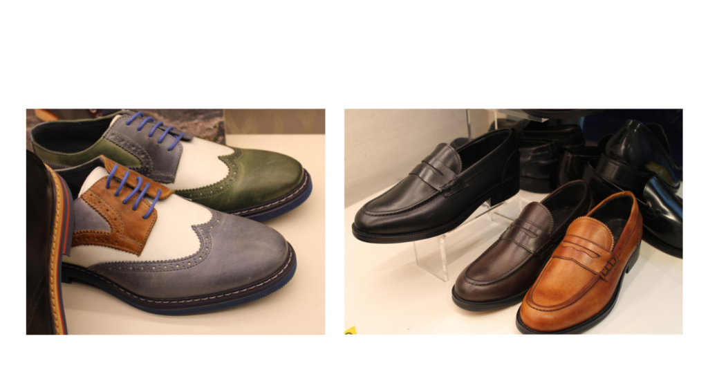 Life in the 1950s - Men's Shoes