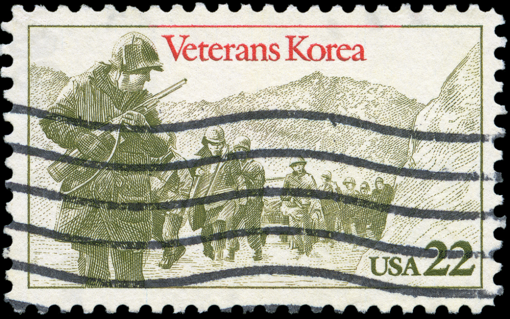 Life in the 1950s - Korean War