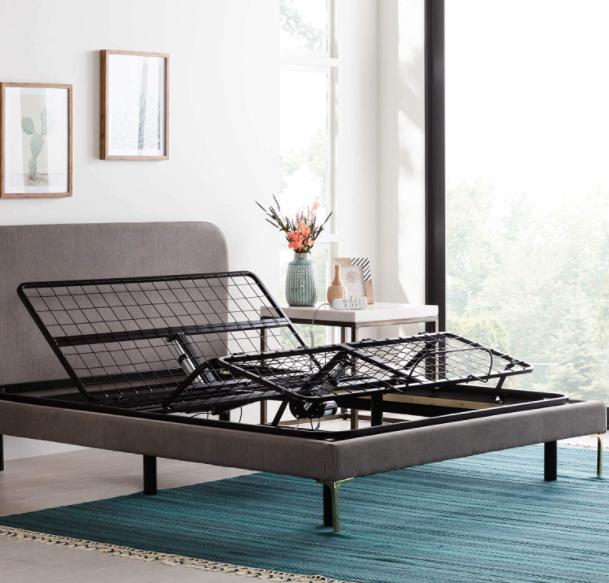 Best Adjustable Bed Frames - Linenspa