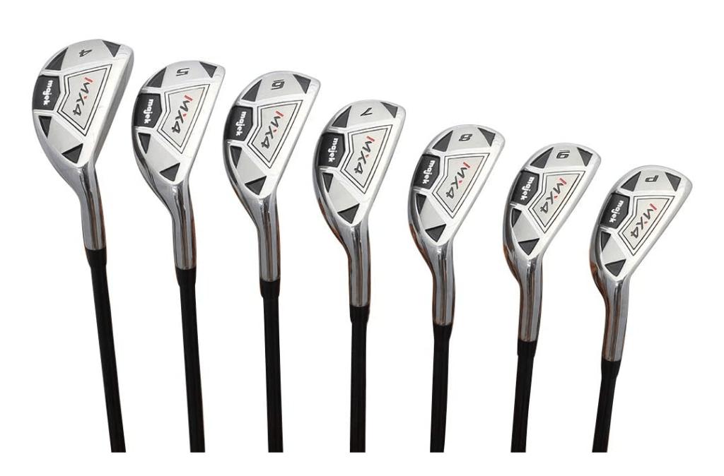 5 Best Golf Club Sets for Senior Men - Majek MX4