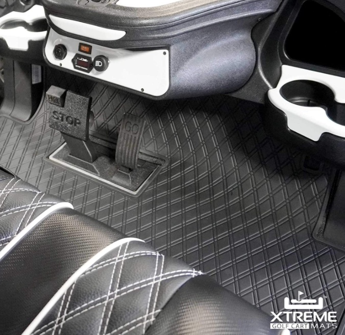 Xtreme Mats Full Coverage Floor Mat for Car Clubs (Review)
