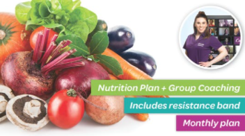My Curves on Demand - My Curves on Demand Nutrition Plan + Group Coaching