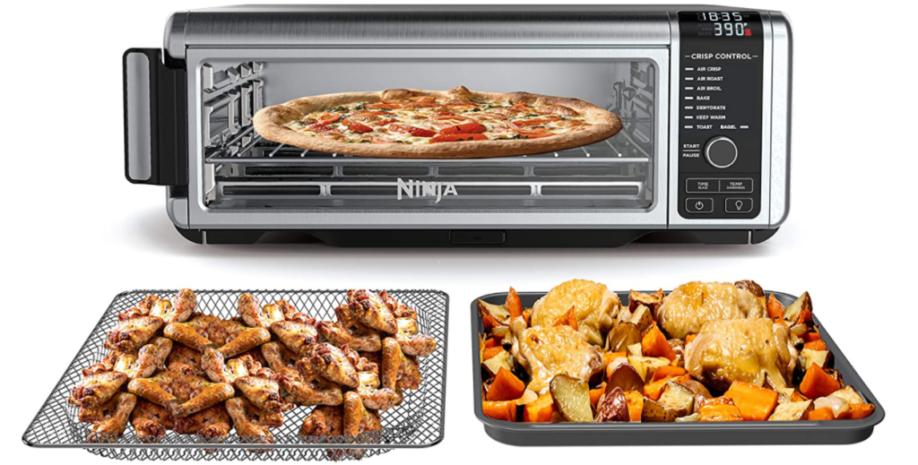 5 Top Rated Toaster Ovens - Ninja