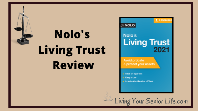 Nolo's Living Trust Review