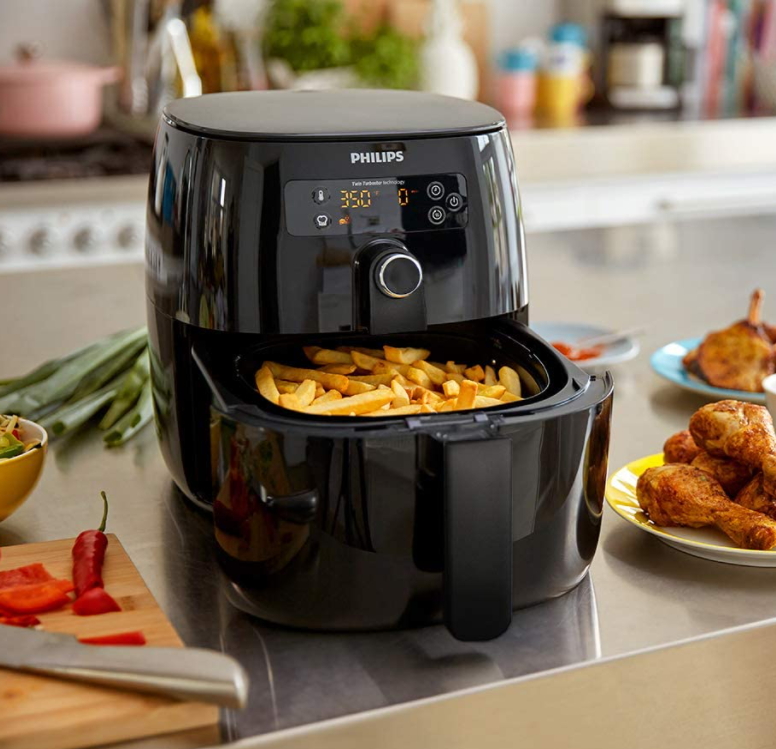 5 Best Small Air Fryers (2021 Reviews and Comparison Guide) - Phillips Premium