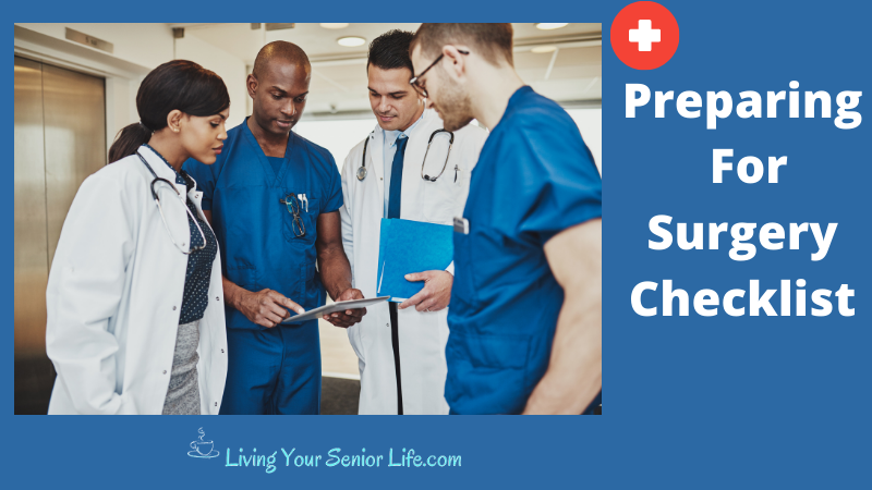 Preparing For Surgery Checklist