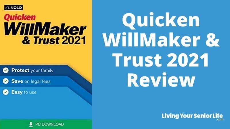 Quicken WillMaker & Trust 2021 Review