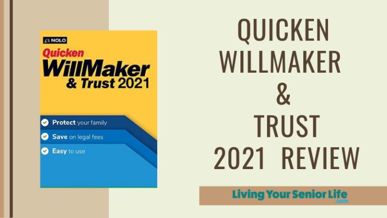 Quicken WillMaker & Trust 2021 – Review